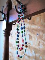 Uganda Magazine Bead Necklaces - check out beadforlife.org