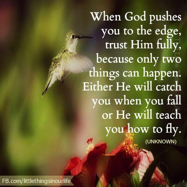 trust in god quotes faith quotesgram