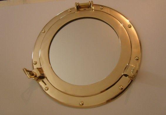 hublot miroir d coration marine pinterest