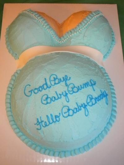 Baby Bump Cake Images : baby bump cake Books Worth Reading Pinterest