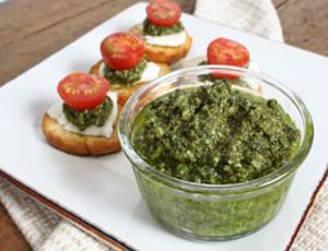 Mouth Watering Pesto Recipes For You All