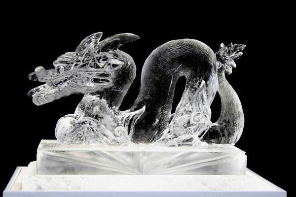 chinese dragon | Ice, Sand & Snow | Pinterest