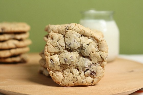 Salty Chocolate Chunk Cookies | It's a Sweet Tooth thing | Pinterest