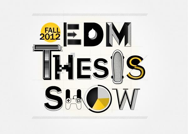 edm thesis
