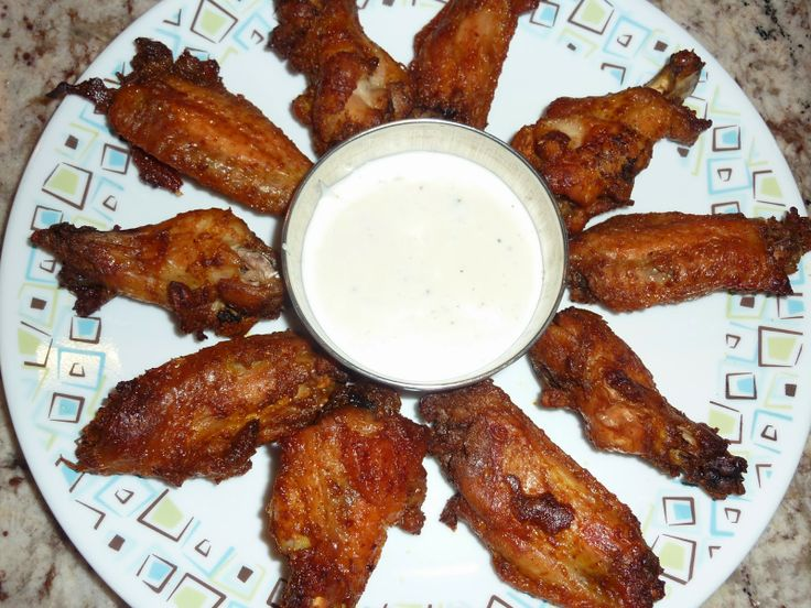 Baked Spicy Chicken Wings | Aaha Oho | Pinterest