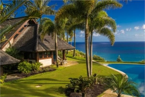 Luxury home hawaii your dream home pinterest for Luxury homes in hawaii for sale