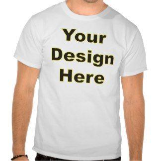 Graphic Design Custom T Shirts