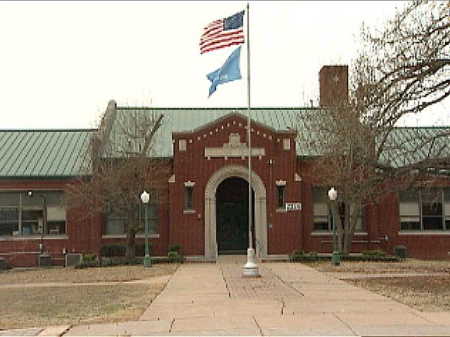 Barnard Elementary School, my grade school...