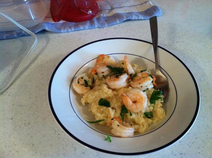 ... with-seared-garlic.html Citrus Risotto with Seared Garlic-Chili Shrimp