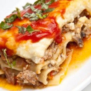 Mexican-Style Lasagna Recipe — Dishmaps