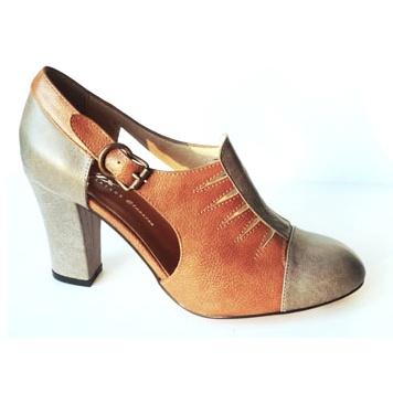 Remix Vintage Shoes Parkview Heels at Lille Boutique. #LilleBoutique