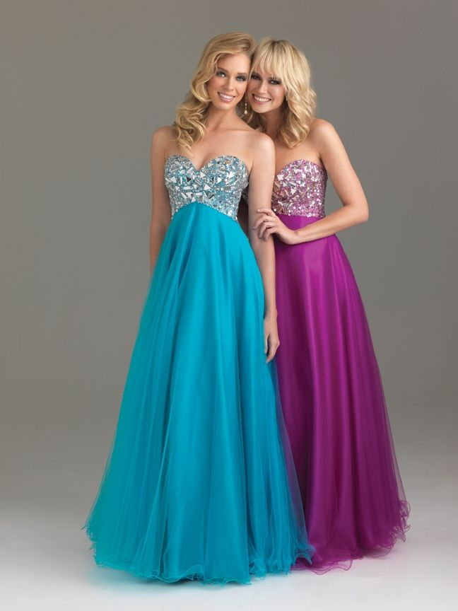 Turquoise And Purple Prom Dresses - Holiday Dresses