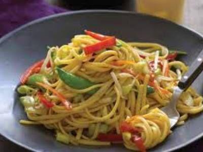 Szechuan 10-minute Lo Mein | Recipe