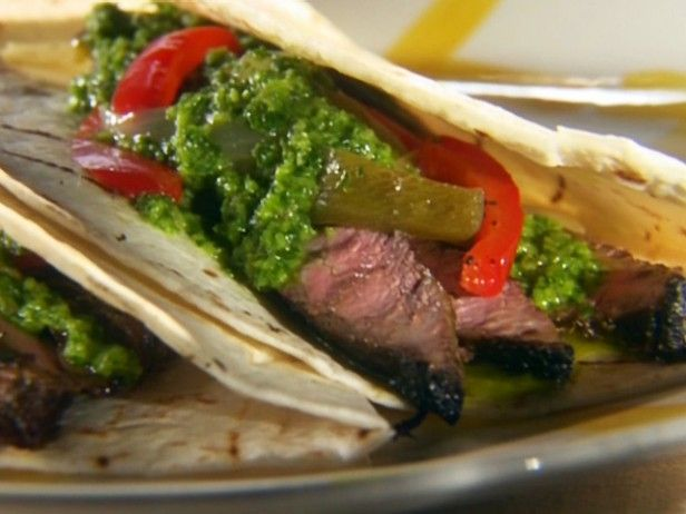 Flank Steak Fajitas | Cooking for Real