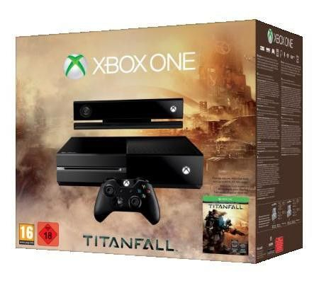 Xbox One Titanfall Edition Xbox One Titanfall Edition
