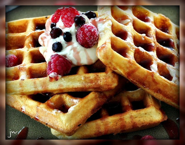 "Perfect"" Waffles 