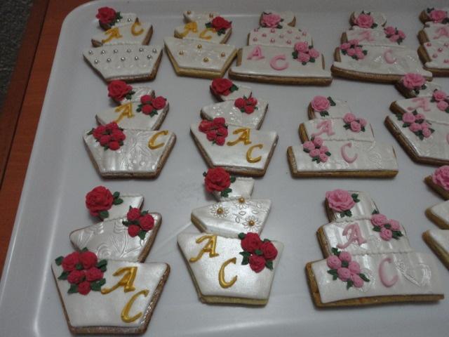 Biscotti speziati al limone | Wedding cookies | Pinterest