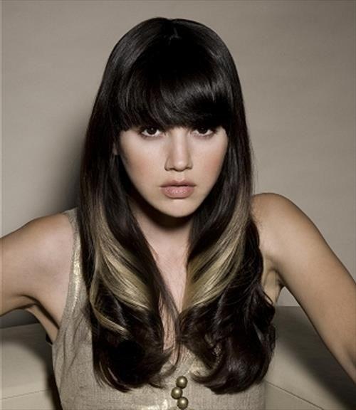 Hair Color Ideas for Black Hair | Hair Colors | Pinterest