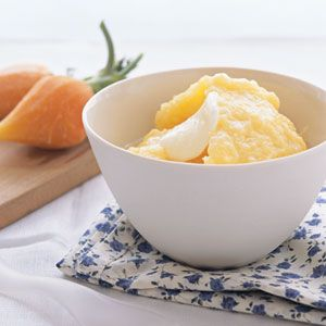 Creamy Parmesan Polenta. I like mine more on the grits side of life ...