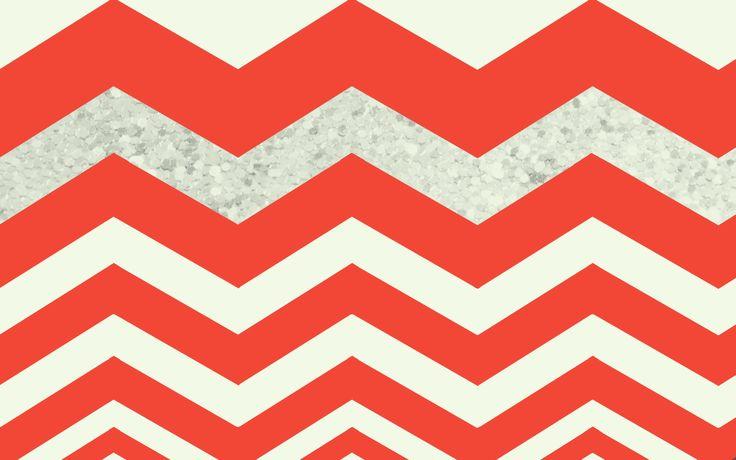 glitter candy cane chevron wallpaper christmas pinterest