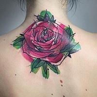 tattoo artist Peter Aurisch