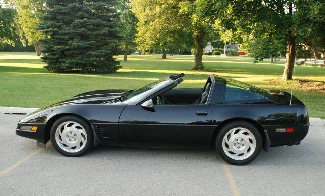 1995 black t top corvette cars pinterest. Black Bedroom Furniture Sets. Home Design Ideas