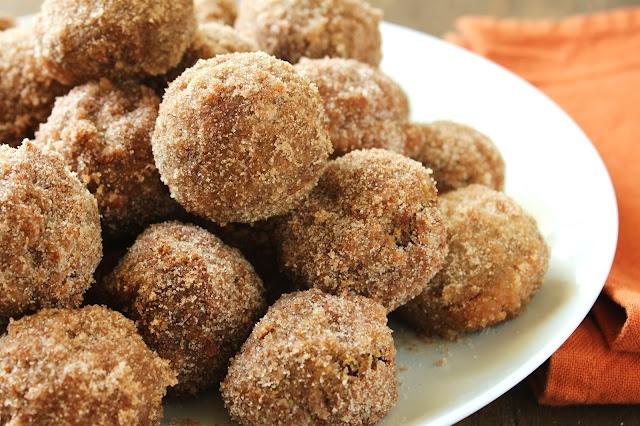 Almond Flour Pumpkin Spice Donut Muffins | FOOD!! | Pinterest