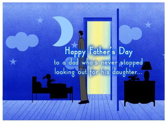 father's day ecard charity