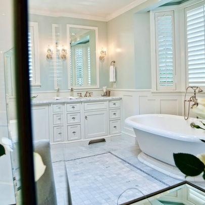 Master bath and mud room and 1 2 bath benjamin moore s healing aloe