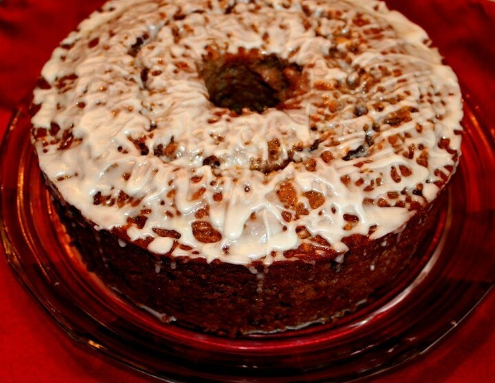 Warm Caramel Apple Cake Recipes — Dishmaps