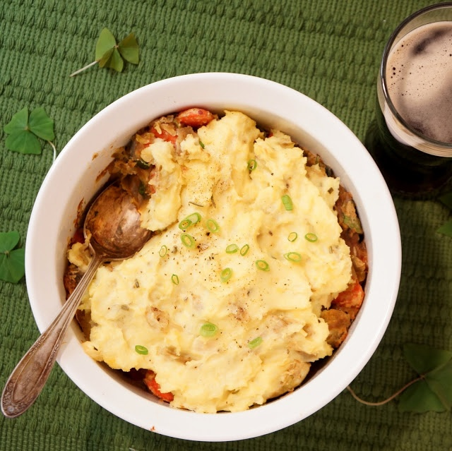 Vegetarian Shepherd's Pie | Recipes | Pinterest