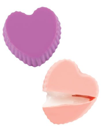 n cup  Heart Cup Candy Molds By