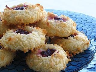 Jam thumbprints | Dessert | Pinterest