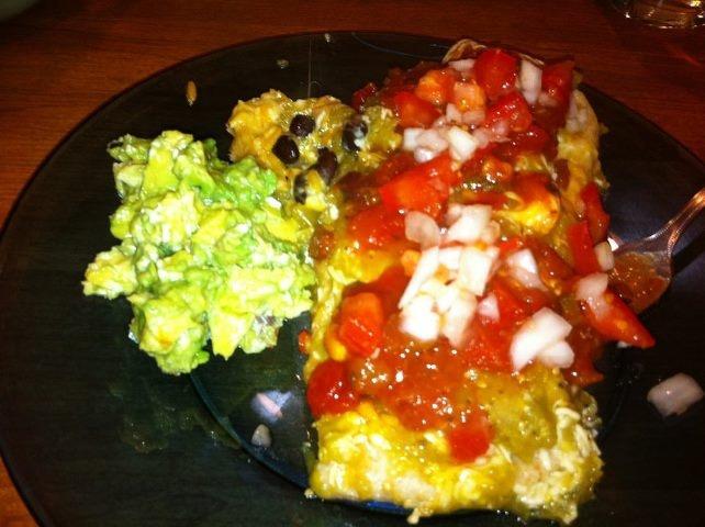 with tomatillo pico de gallo food republic pico de gallo by freya ...