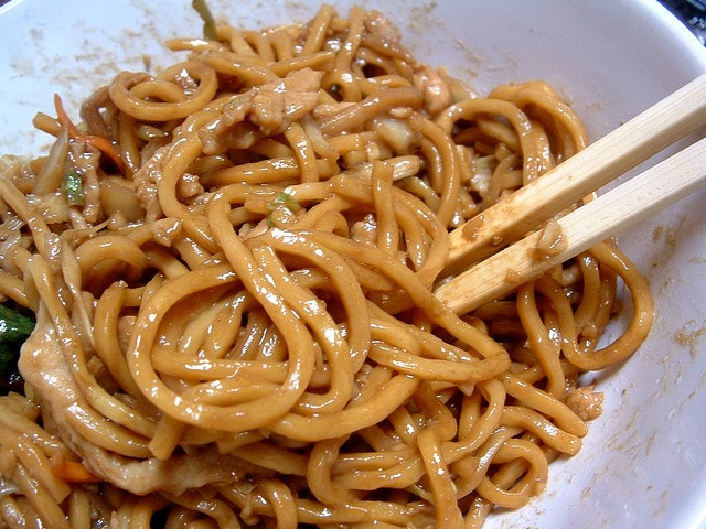 Chicken Lo Mein | Recipes | Pinterest