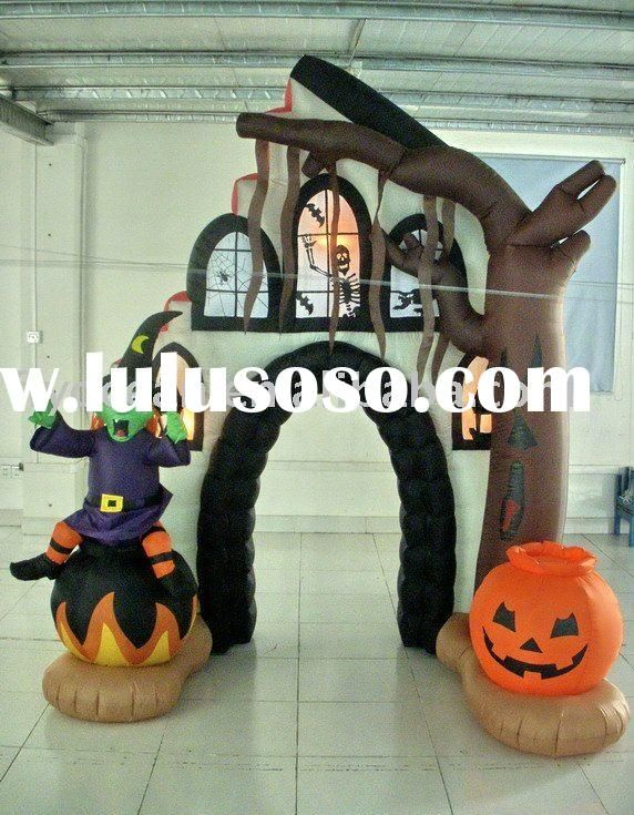 inflatable halloween decorations on sale
