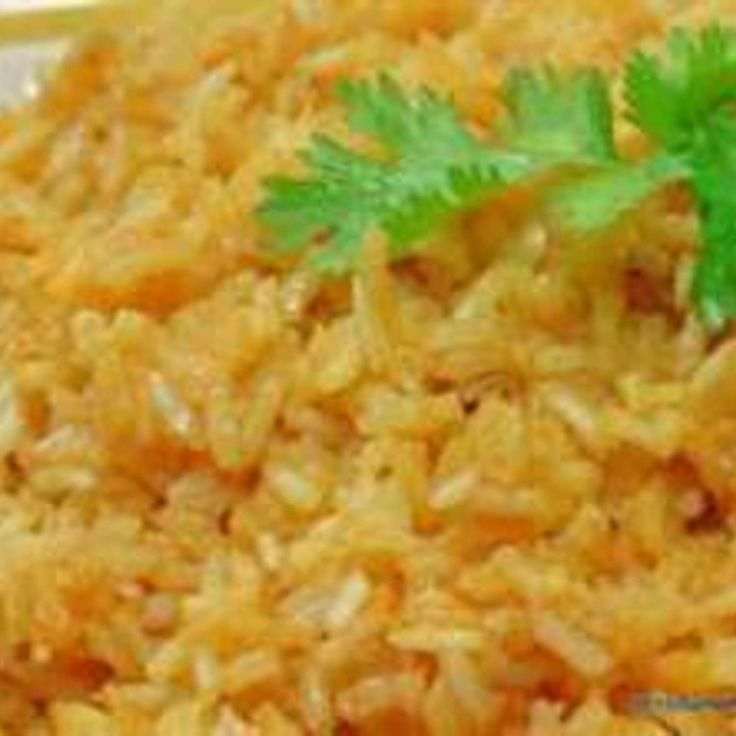 Mexican Sour Cream Rice from scratch---been looking for this since I ...