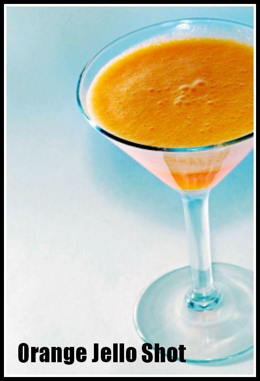 jello shots click through for recipe yum orange creamsicle jello shots ...