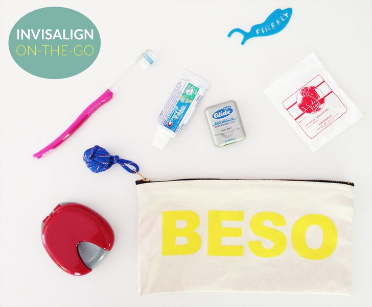 Invisalign Daily Essentials! (I am a member of the Invisalign Mom Advisory Board and have received complimentary treatment, full disclosure: http://shout.lt/ggGP)