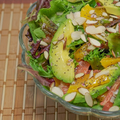 avocado citrus salad | Recipes | Pinterest