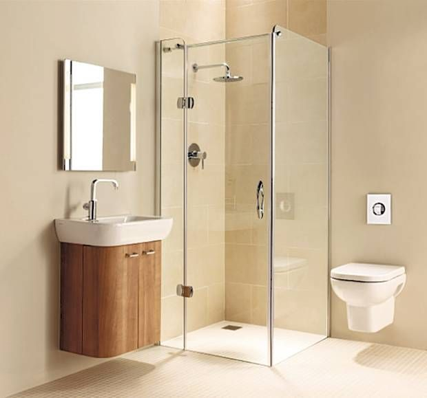 Wet rooms in small spaces