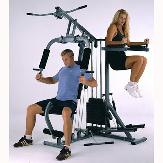 Exercise with Gym Equipments Vs. Aerobic Exercise without Equipments ...