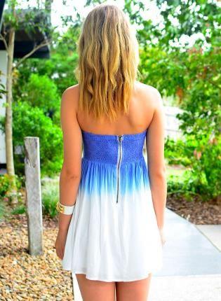 Sassy straps scoop appliques lacing tea length wedding blue dress wd 119