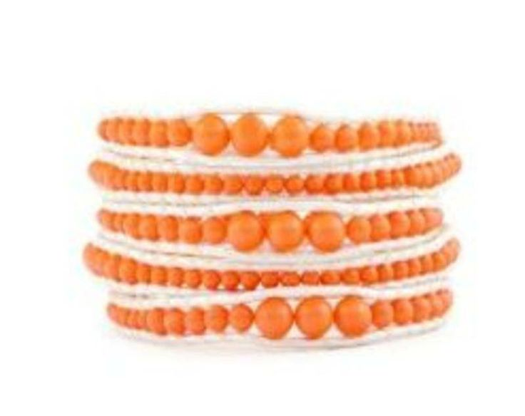 Swing neon bracelet ael creations fait maison - Bracelet original fait main ...