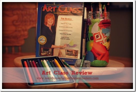 review of art class homeschool art curriculum