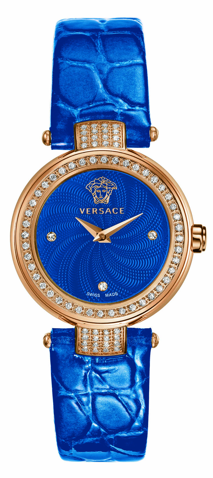 Versace Mystique Small.. love the blue