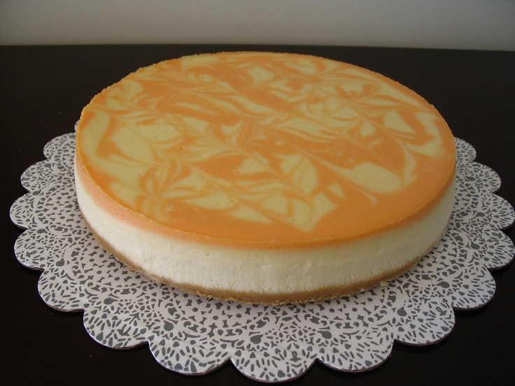 Orange Creamsicle Cheesecake | Cakes | Pinterest