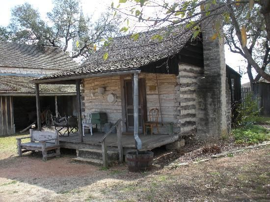 Log Home Fredericksburg Tx Texas Pinterest