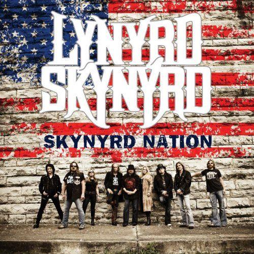 Lynyrd skynyrd art lynyrd skynyrd skynyrd nation album cover