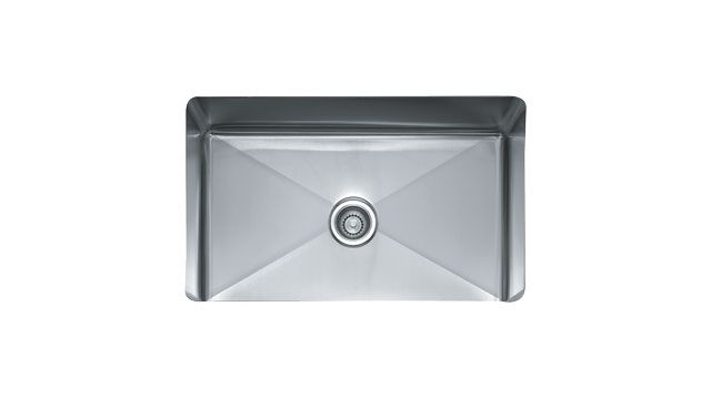 Franke Professional Sink : Franke Kitchen Sinks Professional Series PSX1103012 Stainless Steel